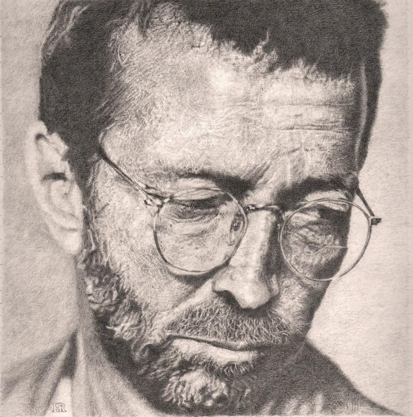 Eric Clapton by rhusband58
